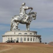 Monument to Genghis Khan