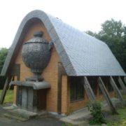 Monument to samovar in Penza