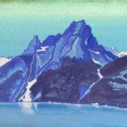 Nicholas Roerich. Kashmir