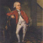 Philip Reinagle. Portrait of Jozef Boruwlaski (1739–1837), court dwarf