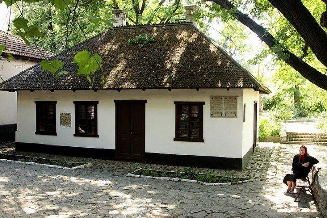 Pushkin House-Museum in Chisinau