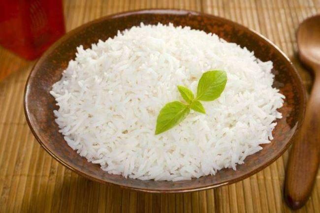Rice - healthy food