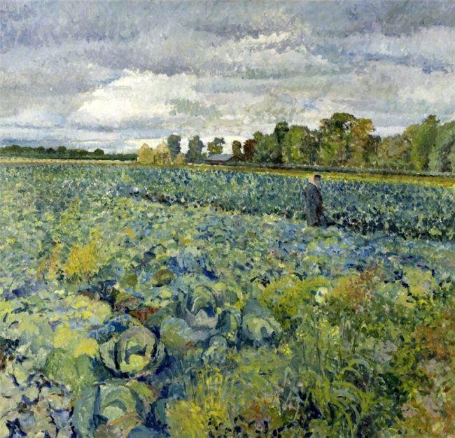 Richard Hunter. Cabbage Patch