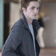Robert Pattinson as vampire Edward