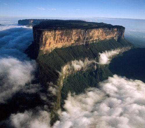 Roraima - lost world