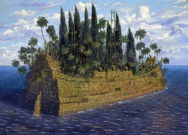 The Last Ship of Atlantis, 1997