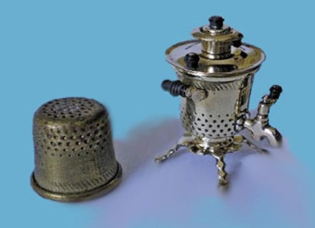 Tiny samovar