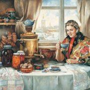 V. Nesterenko. Sweets