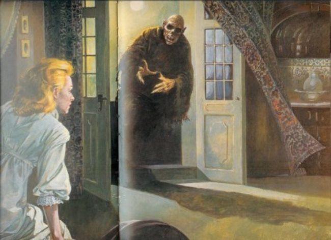 Vampire Of Croglin Grange