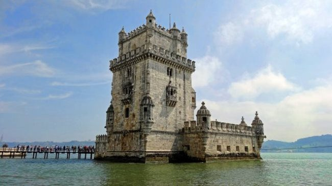 Wonderful Belem Tower