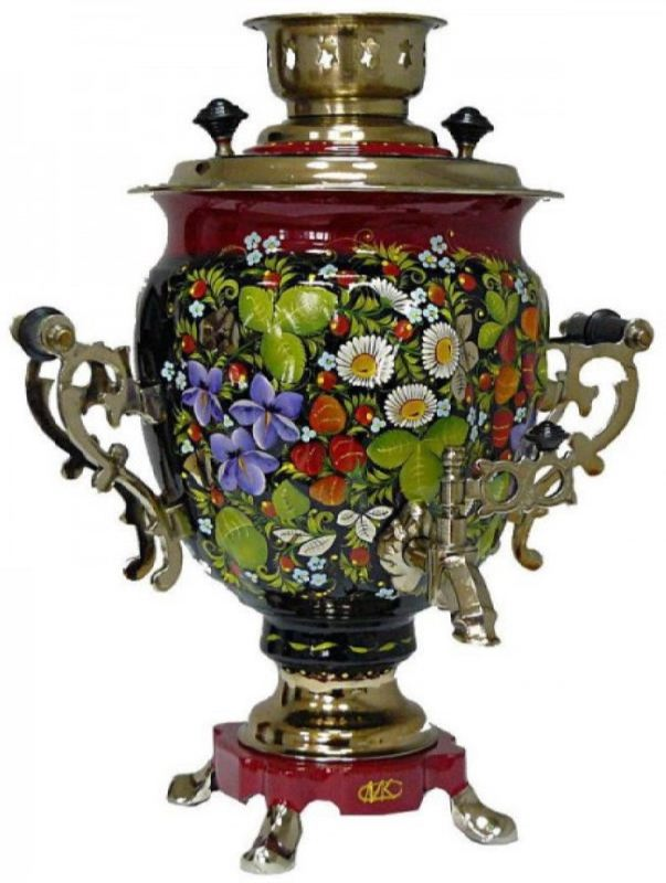 Wonderful samovar