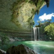 Yucatan Cave Lake