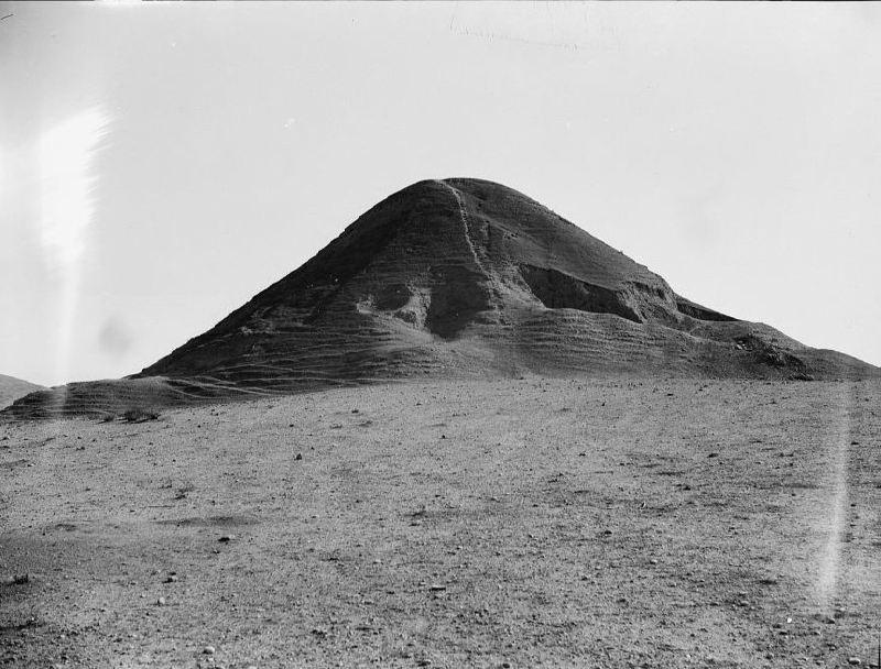 Ziggurat in Nimrud