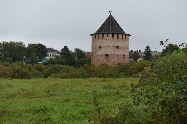 Alekseevskaya Tower