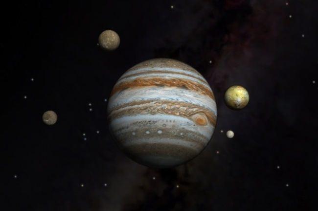 Amazing Jupiter