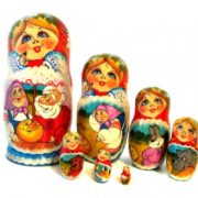 Amazing Matryoshka