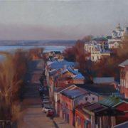 Amazing Nizhny Novgorod by Alexei Chernigin