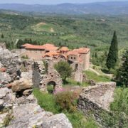 Ancient city of Mystras