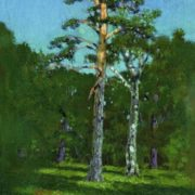 Arkhip Ivanovich Kuindzhi. Pine. 1878
