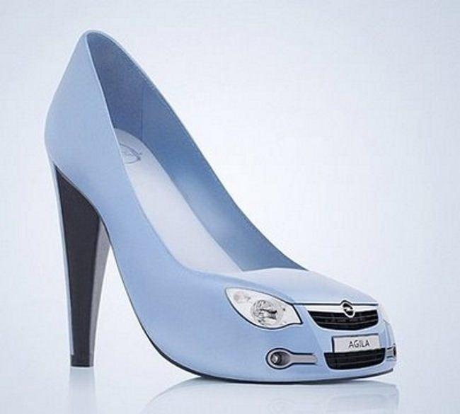 Auto shoes