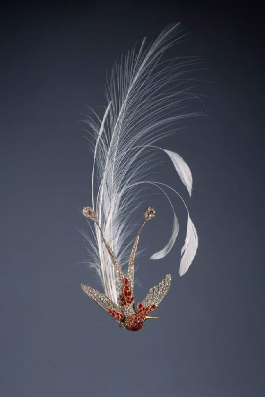 Bird of Paradise by Joseph Chaumet