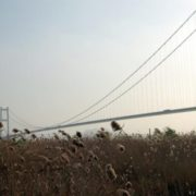 Bridge Ranyang, Jiangsu Province, China