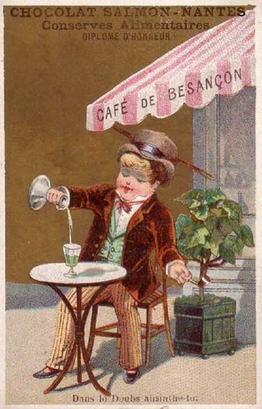 Cafe de Besacon