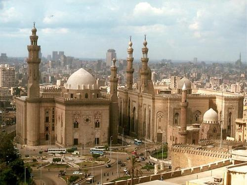 Cairo - city of thousand minarets