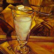 Caroline Zimmermann. L'absinthe. 2006