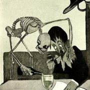 Cartoon L'Absinthe
