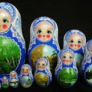Charming Matryoshka
