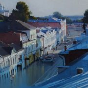 Charming Nizhny Novgorod by Alexei Chernigin