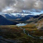 Charming Ural Mountains