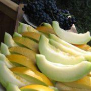 Charming melon