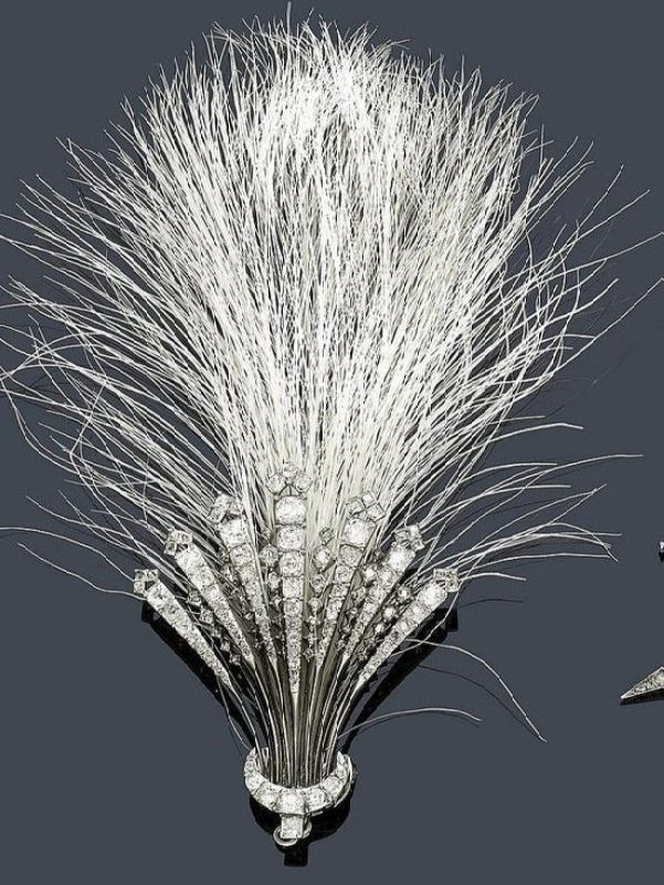 Diamond Aigrette