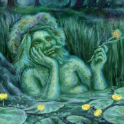 Fairy tale Vodyanoy