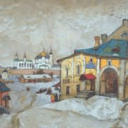 Gorbatov Konstantin Ivanovich. Velikiy Novgorod, 1910