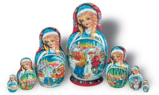 Gorgeous Matryoshka