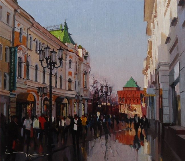 Gorgeous Nizhny Novgorod by Alexei Chernigin
