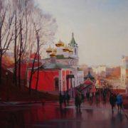 Graceful Nizhny Novgorod by Alexei Chernigin