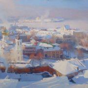 Great Nizhny Novgorod by Alexei Chernigin