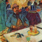 Henri de Toulouse-Lautrec. Monsieur Boileau. 1893