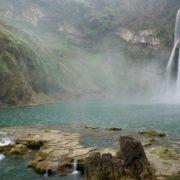 Huangoshu Falls, China
