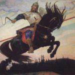 Ilya Muromets – Russian bogatyr