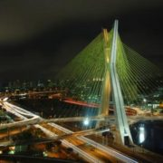 In Brazil there is the only bridge in the world with the support in the form of the letter X - Oliveira Bridge