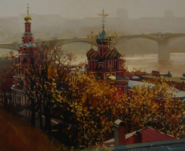 Interesting Nizhny Novgorod by Alexei Chernigin