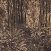 Ivan Shishkin. Ferns in the forest