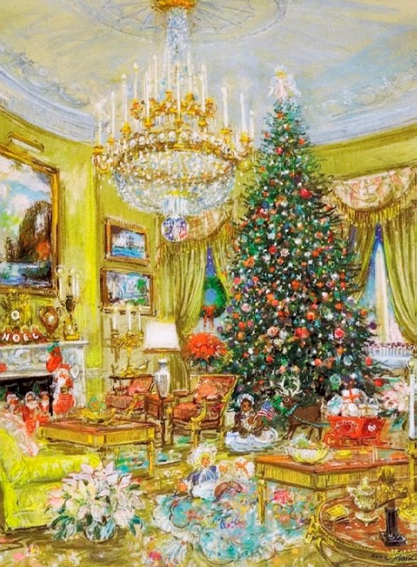 Kamil Kubik. Christmas Tree