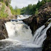 Kivach Falls