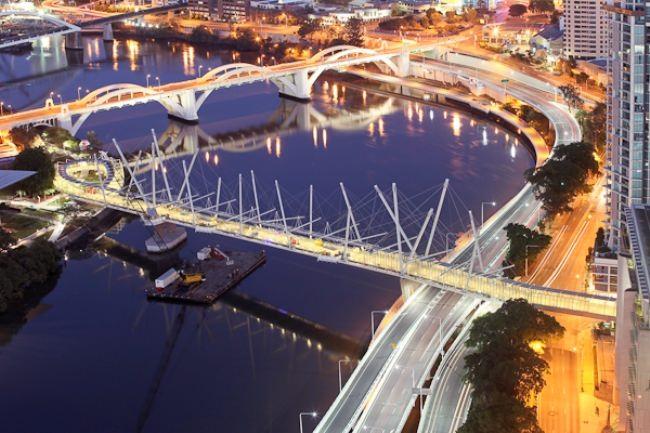 Kurilpa Bridge, Australia
